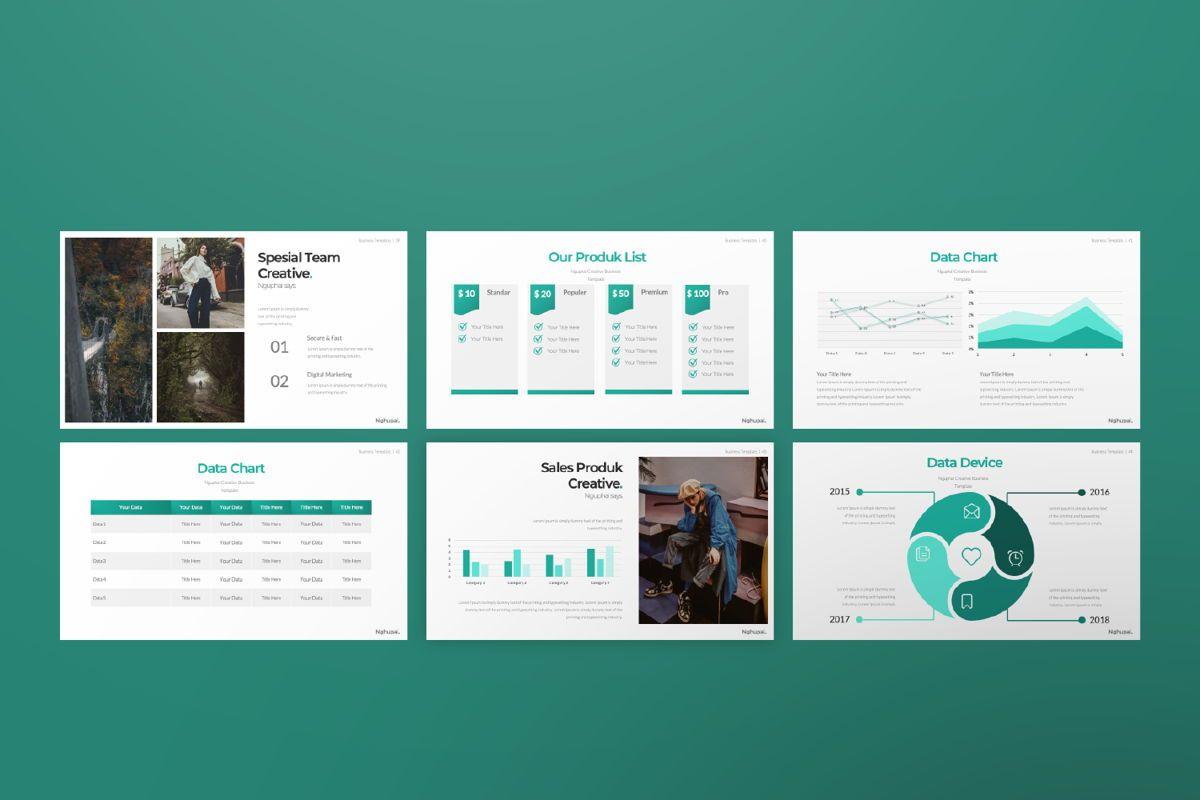 Nguphai Business Powerpoint, Slide 7, 06700, Presentation Templates — PoweredTemplate.com