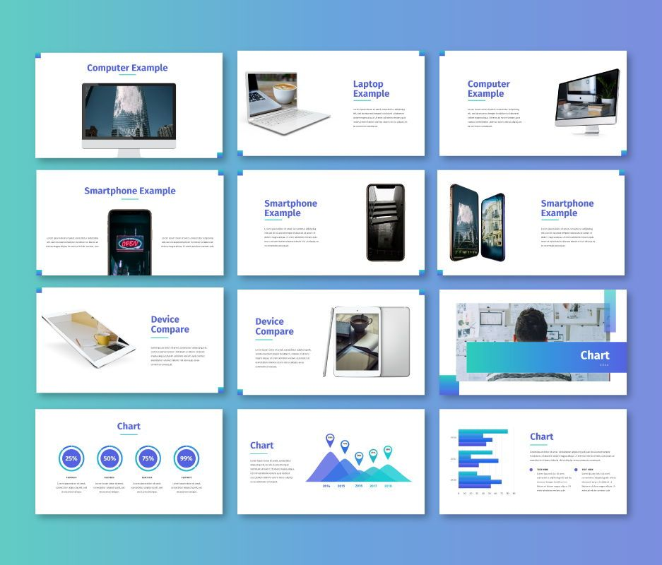 Clean – Business Google Slides Template, Slide 8, 06714, Business Models — PoweredTemplate.com