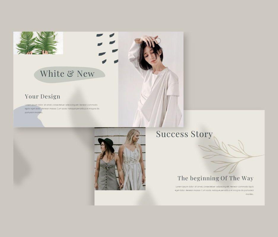 Natis Powerpoint Template, Slide 3, 06724, Business Models — PoweredTemplate.com
