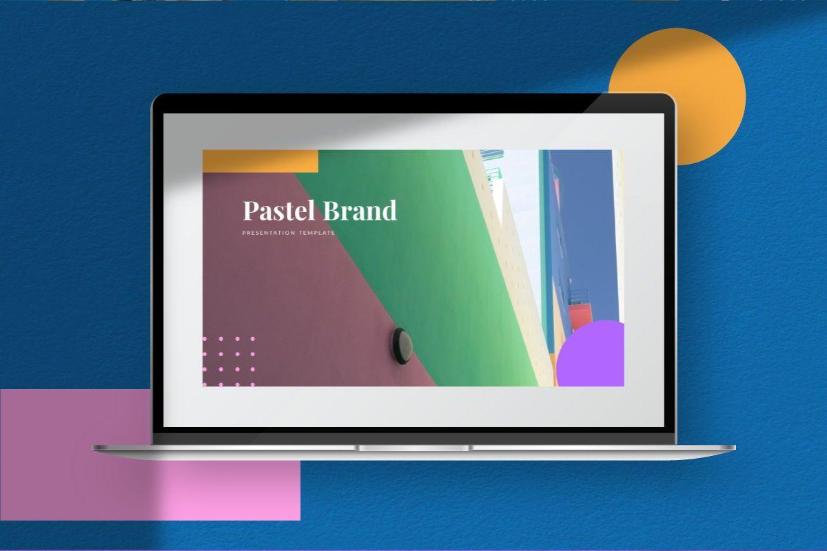 Pastel Brand Powerpoint Template, Slide 9, 06727, Business Models — PoweredTemplate.com