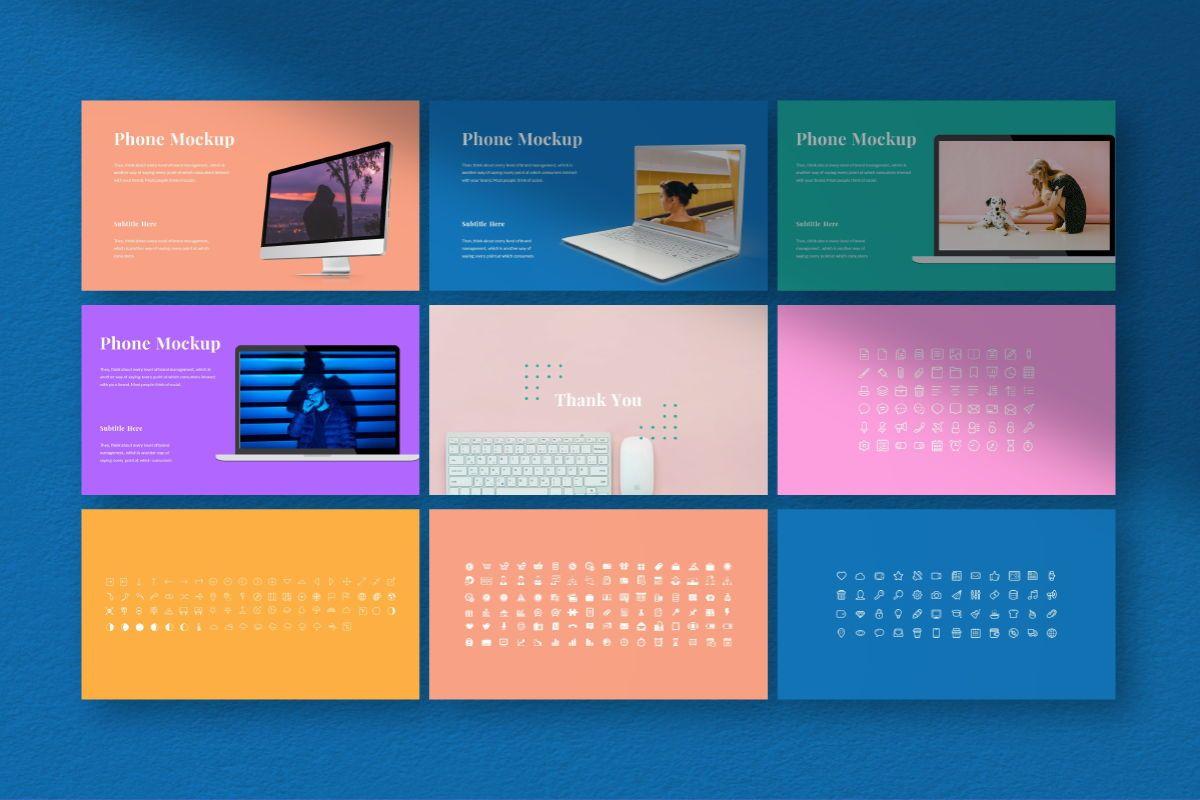 Pastel Brand Keynote Template, Slide 7, 06730, Business Models — PoweredTemplate.com