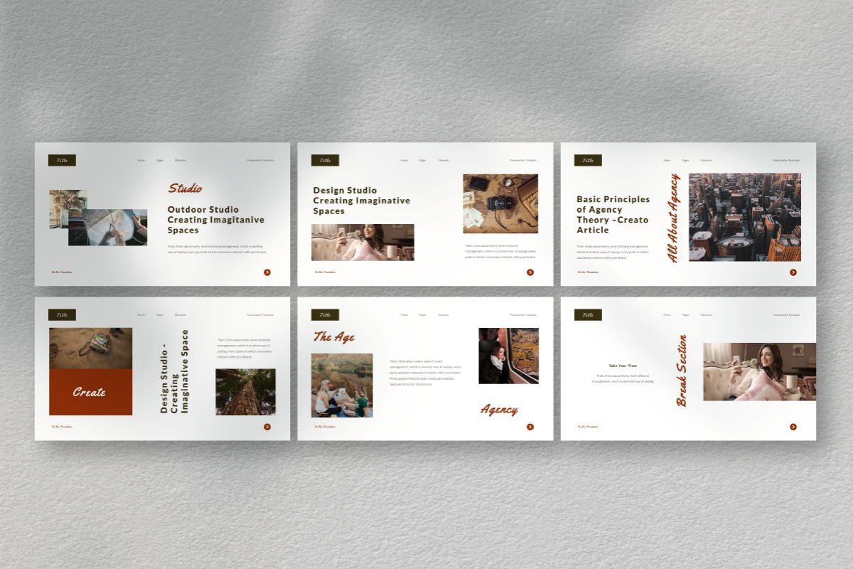 The New Powerpoint Template, Slide 4, 06731, Business Models — PoweredTemplate.com