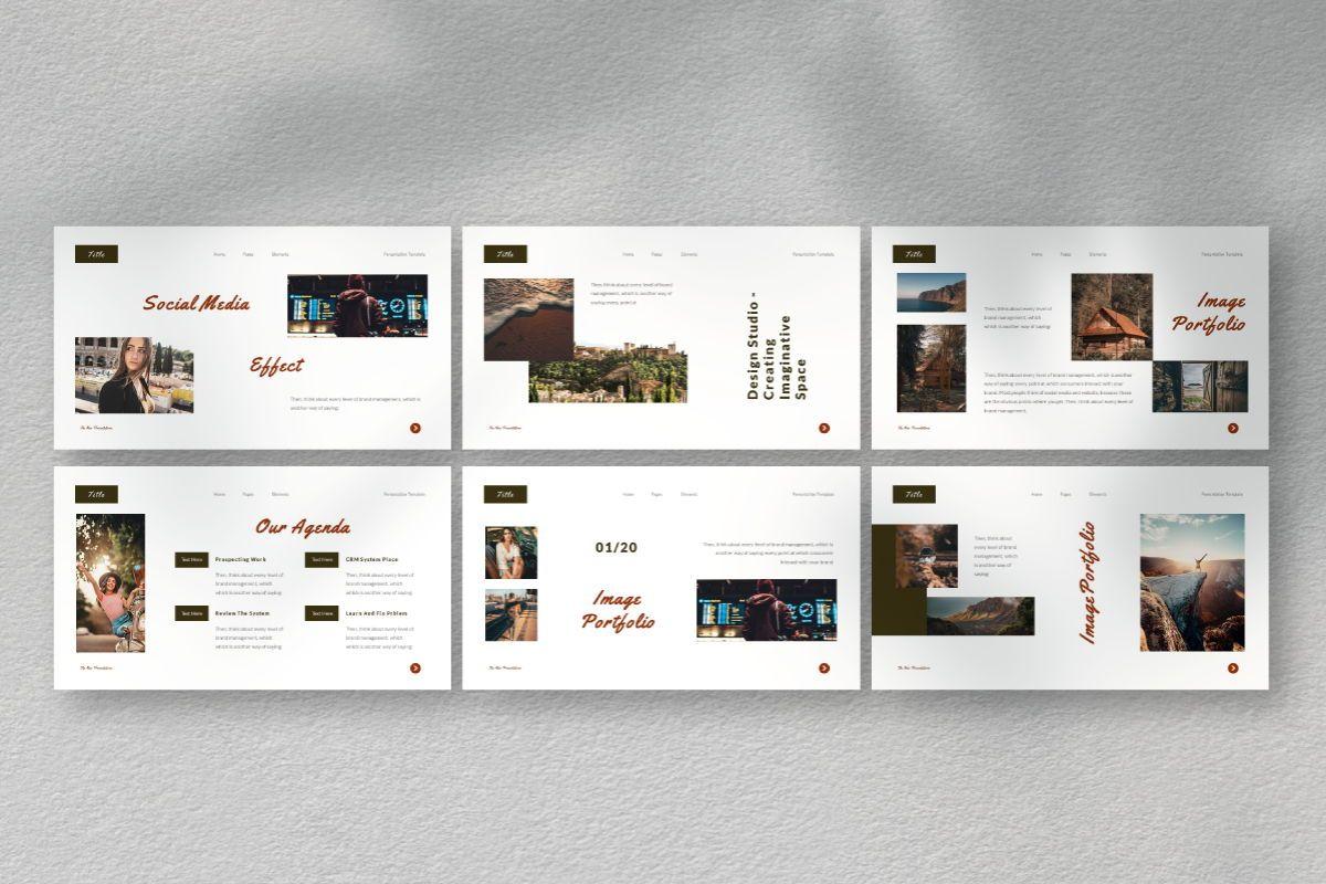 The New Google Slides Template, Slide 6, 06732, Business Models — PoweredTemplate.com