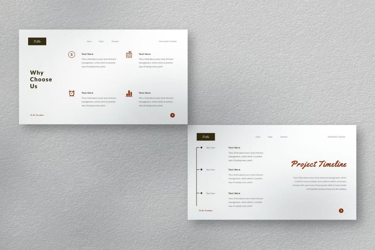 The New Google Slides Template, Slide 7, 06732, Business Models — PoweredTemplate.com