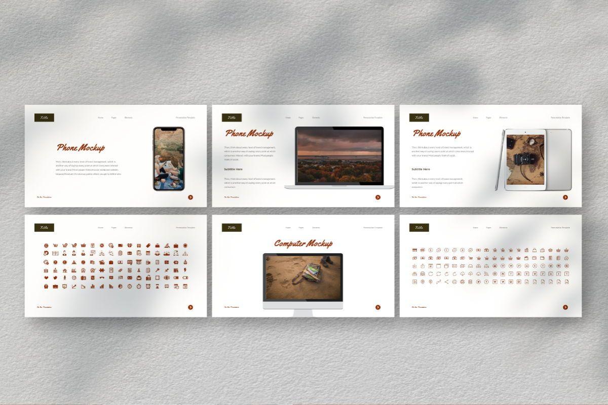 The New Google Slides Template, Slide 8, 06732, Business Models — PoweredTemplate.com