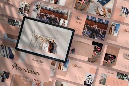 Business Models: New Pashion Google Slides Template #06779