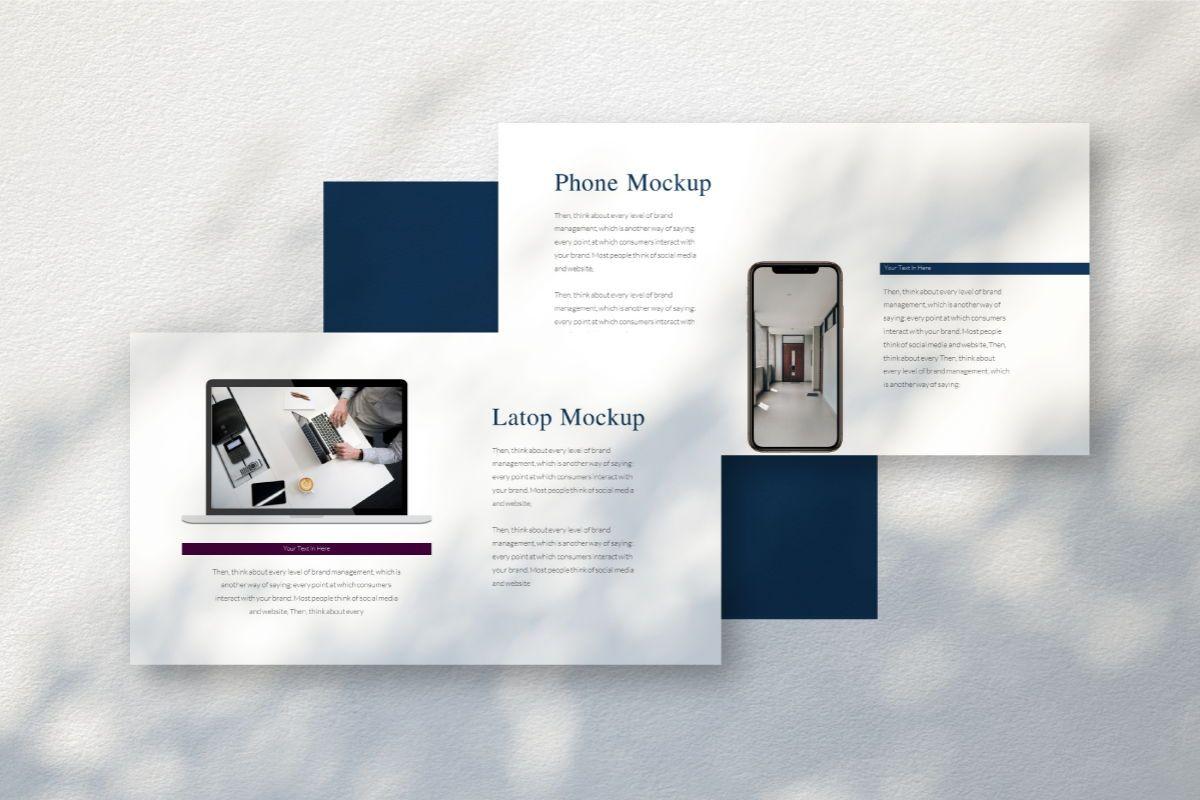 Createvedsgn Google Slides Template, Slide 8, 06782, Business Models — PoweredTemplate.com