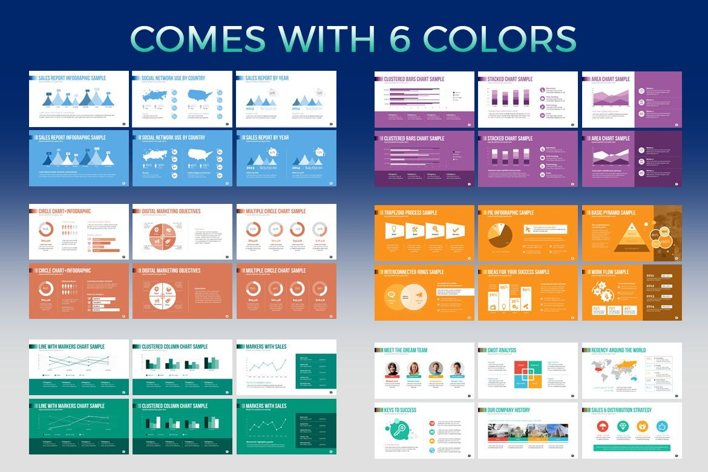 Regency PowerPoint Template, Slide 5, 06821, Infographics — PoweredTemplate.com