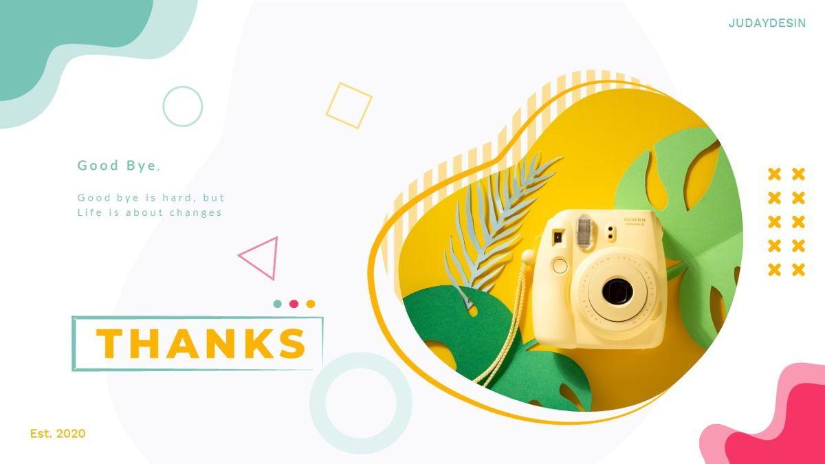 Zorojuro – Creative Business Pop Art Google Slides Template, Slide 41, 06822, Presentation Templates — PoweredTemplate.com