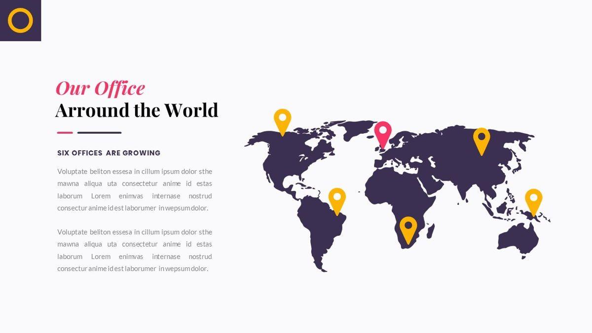 Justice – Creative Business PowerPoint Template, Slide 32, 06823, Presentation Templates — PoweredTemplate.com