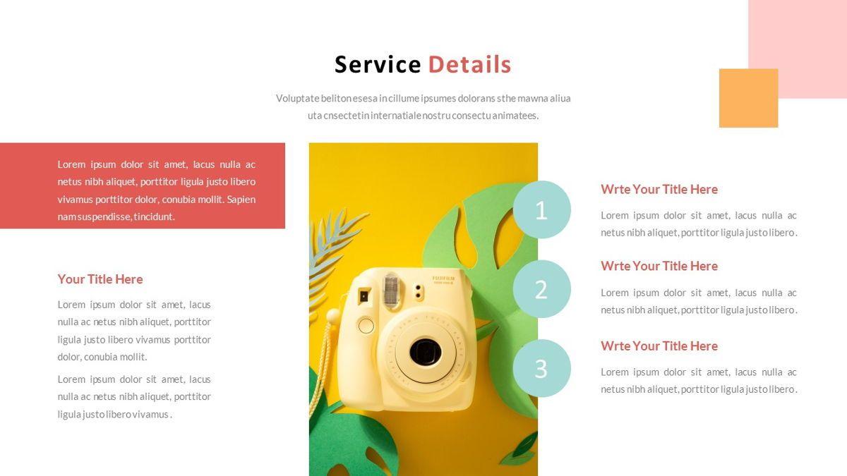ExpertMan – Creative Pop Art Business PowerPoint Template, Slide 14, 06827, Presentation Templates — PoweredTemplate.com
