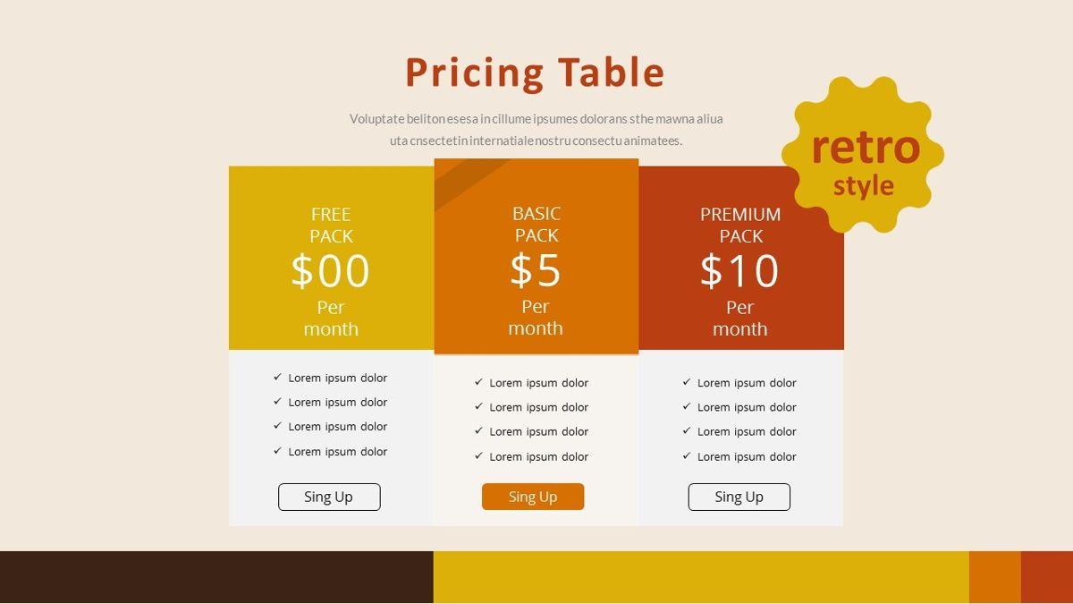 Jadoelest – Creative Vintage Business PowerPoint Template, Slide 30, 06832, Presentation Templates — PoweredTemplate.com