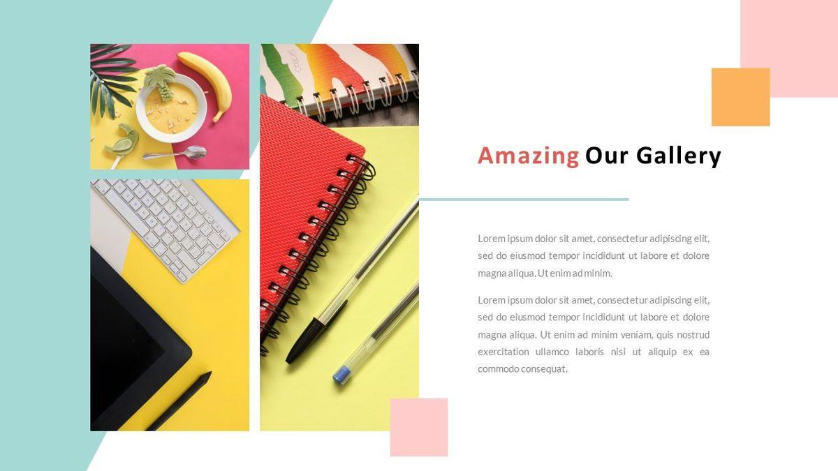 ExpertMan – Creative Pop Art Business Keynote Template, Slide 21, 06833, Presentation Templates — PoweredTemplate.com