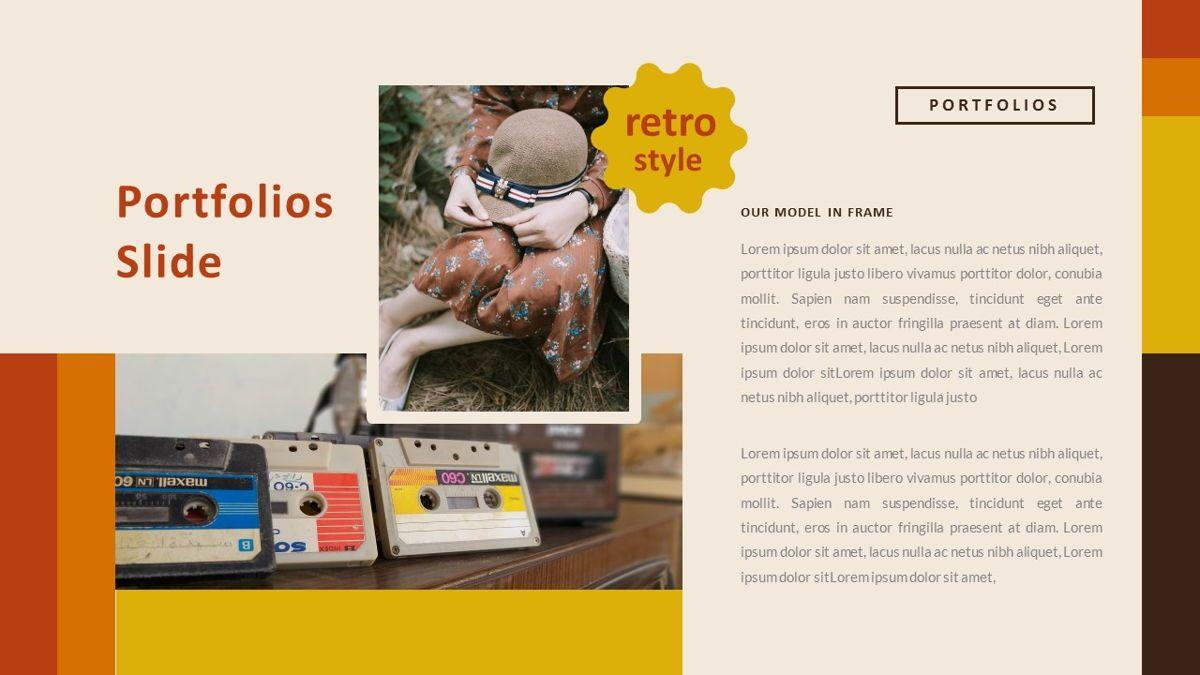 Jadoelest – Creative Vintage Business Keynote Template, Slide 19, 06834, Presentation Templates — PoweredTemplate.com