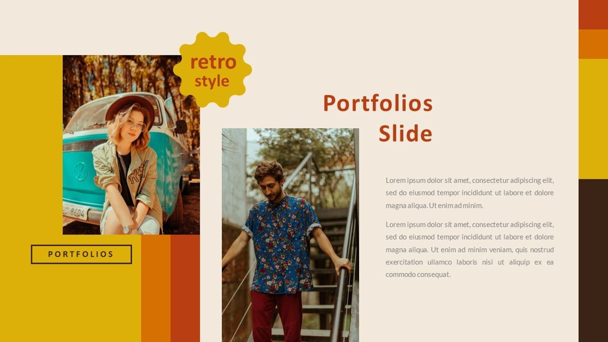 Jadoelest – Creative Vintage Business Keynote Template, Slide 20, 06834, Presentation Templates — PoweredTemplate.com