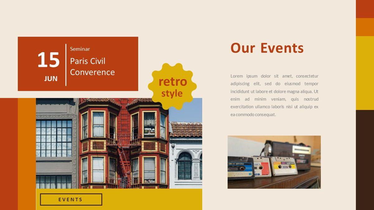 Jadoelest – Creative Vintage Business Keynote Template, Slide 22, 06834, Presentation Templates — PoweredTemplate.com