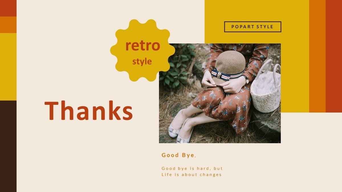 Jadoelest – Creative Vintage Business Keynote Template, Slide 36, 06834, Presentation Templates — PoweredTemplate.com