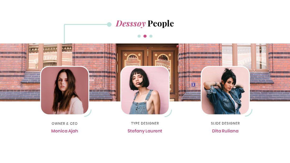 Desssoy – Creative Business Elegant Keynote Template, Slide 16, 06839, Presentation Templates — PoweredTemplate.com