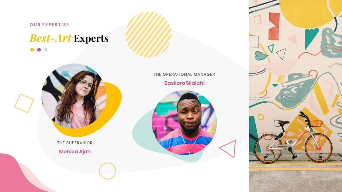 Best-Part – Creative Business PowerPoint Template, Slide 15, 06840, Presentation Templates — PoweredTemplate.com