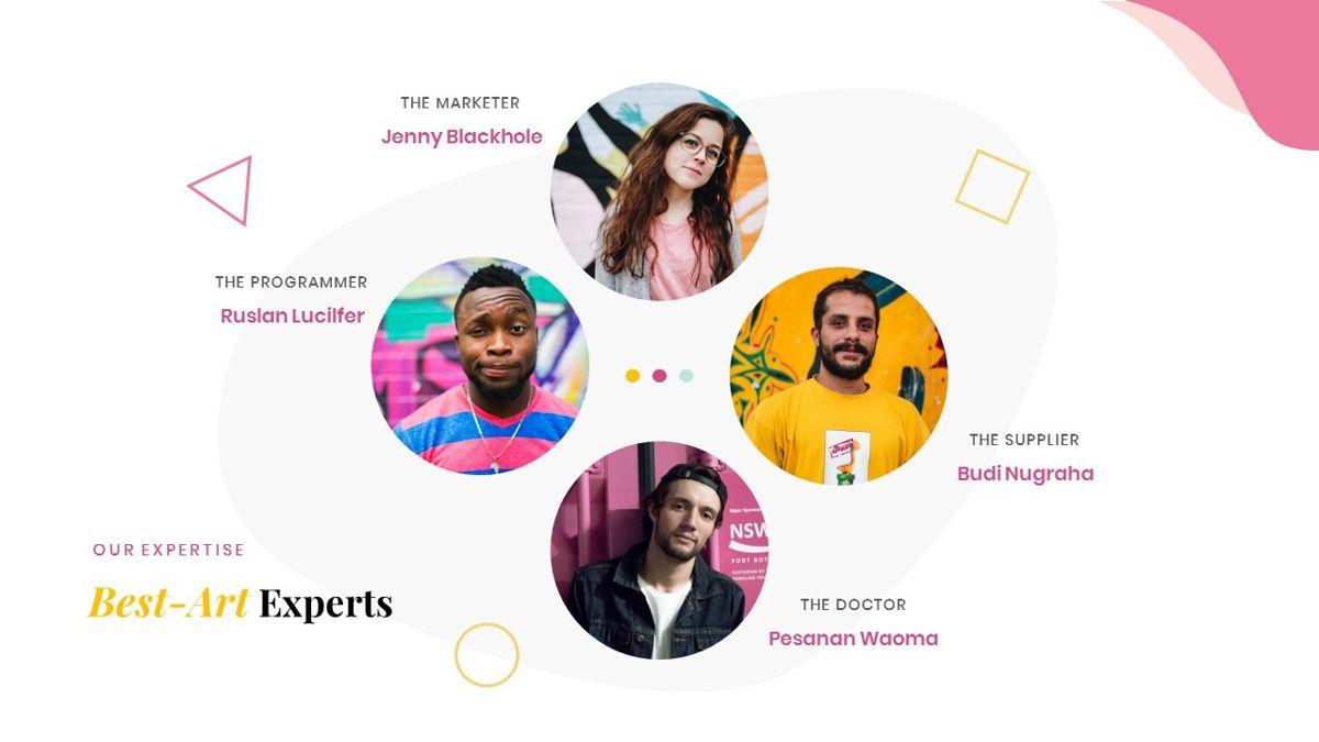 Best-Part – Creative Business PowerPoint Template, Slide 16, 06840, Presentation Templates — PoweredTemplate.com