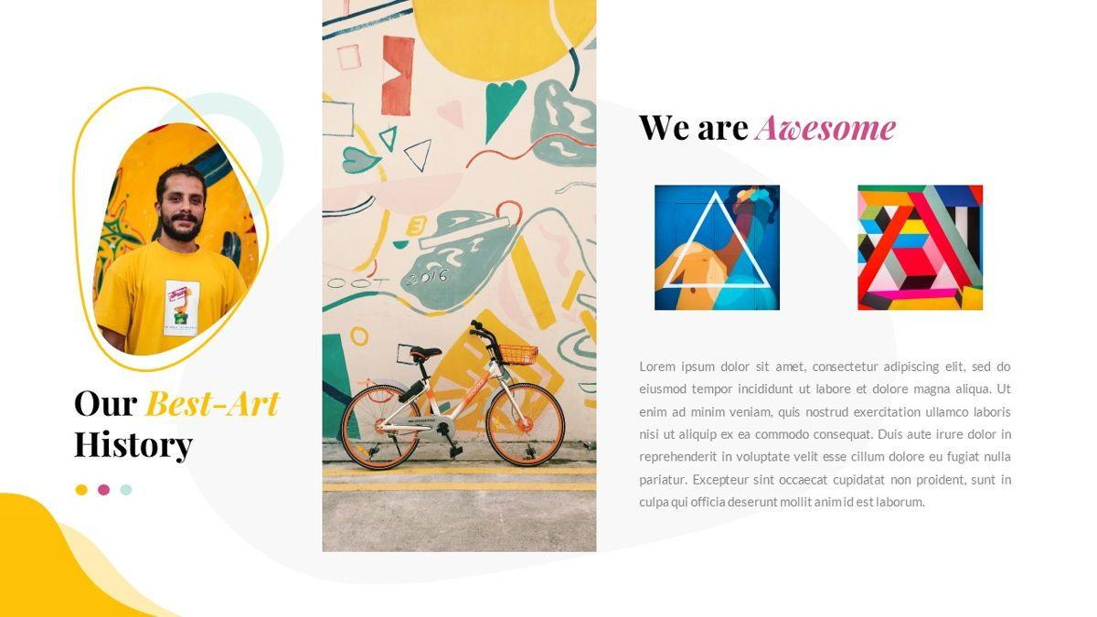 Best-Part – Creative Business PowerPoint Template, Slide 3, 06840, Presentation Templates — PoweredTemplate.com