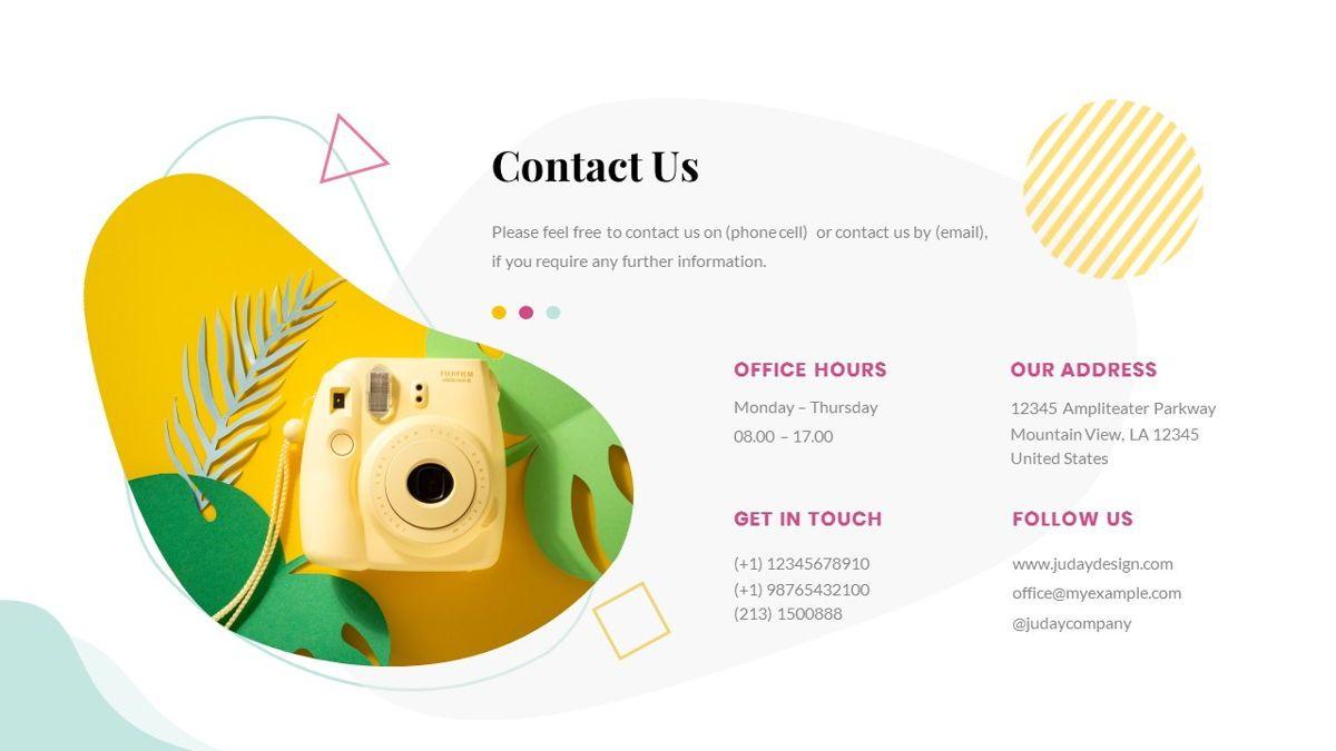 Best-Part – Creative Business PowerPoint Template, Slide 38, 06840, Presentation Templates — PoweredTemplate.com