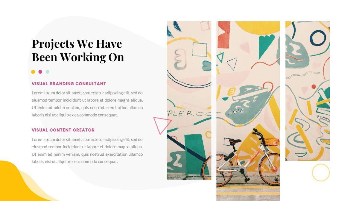 Best-Part – Creative Business Pop Art Keynote Template, Slide 7, 06841, Presentation Templates — PoweredTemplate.com