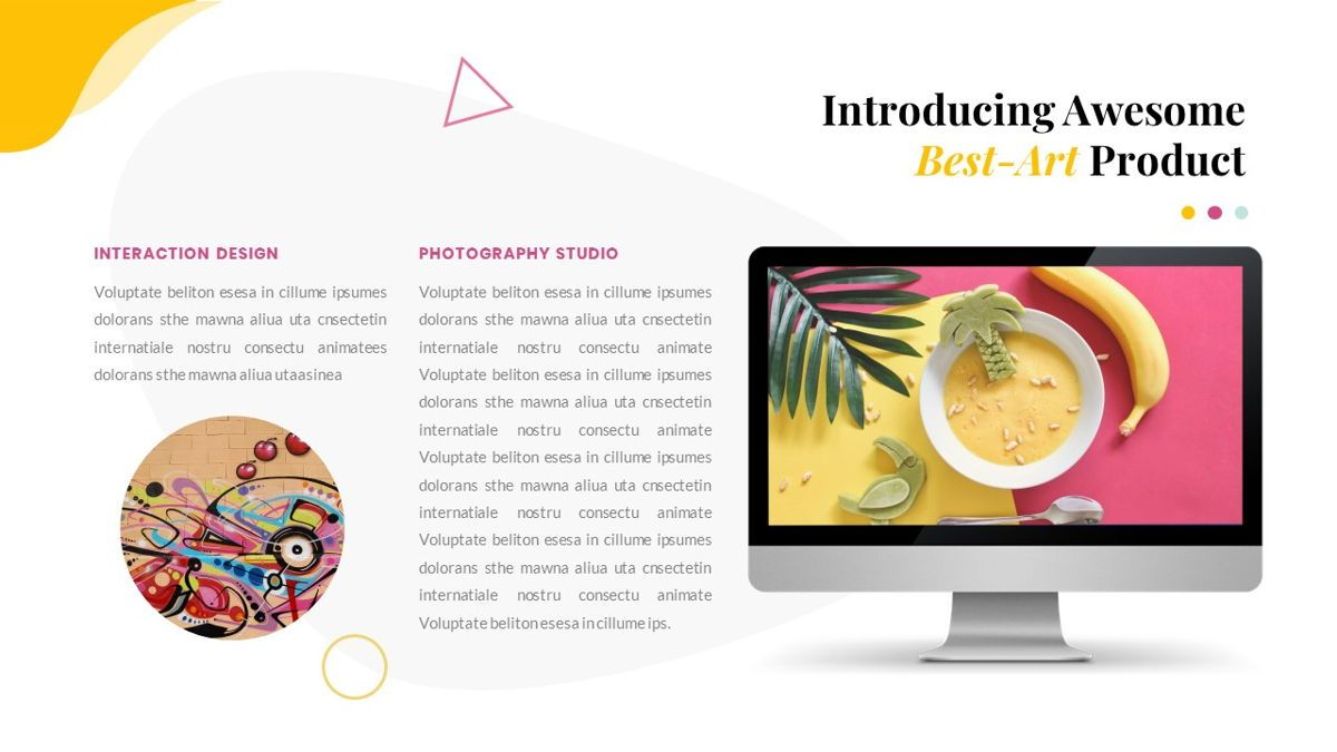 Best-Part – Creative Business Google Slides Template, Slide 31, 06842, Presentation Templates — PoweredTemplate.com