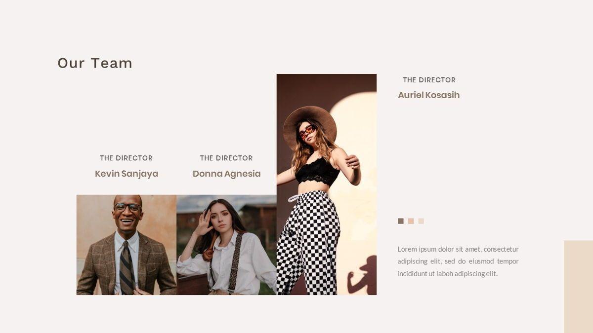 Gadies – Creative Business PowerPoint Template, Slide 15, 06843, Presentation Templates — PoweredTemplate.com