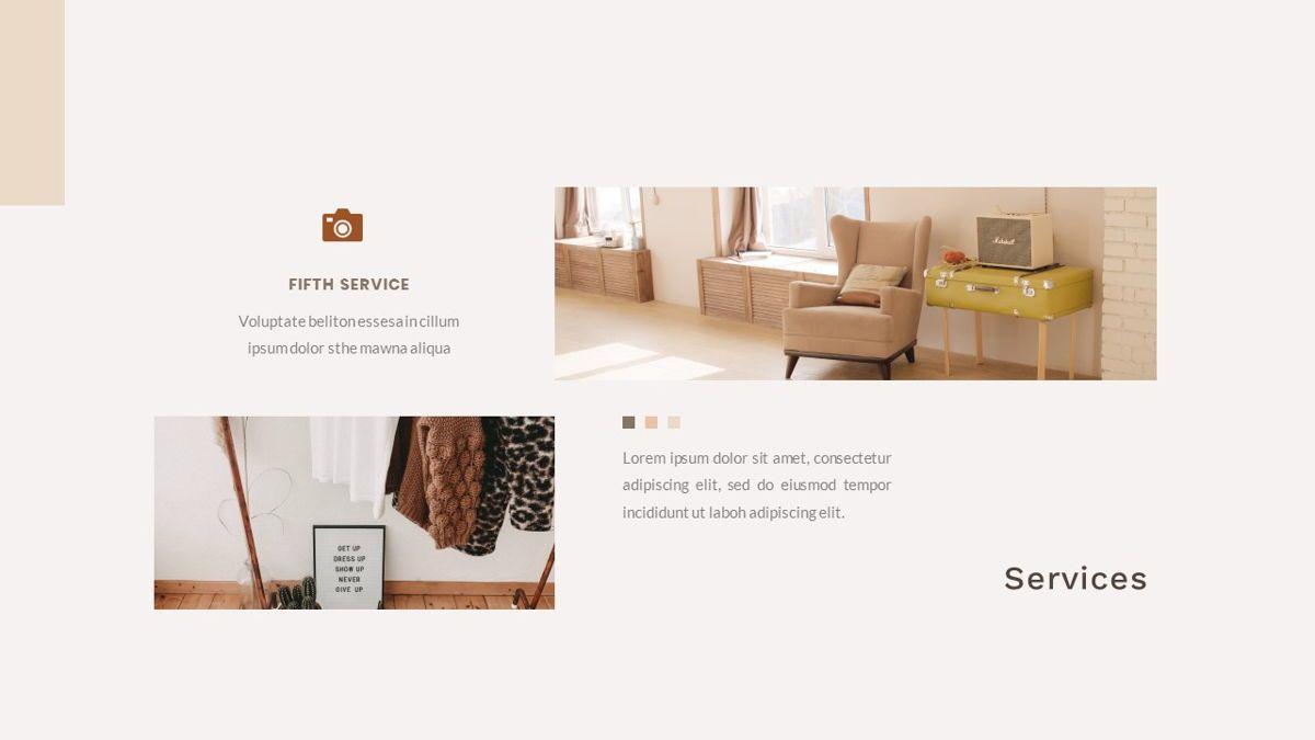 Gadies – Creative Business PowerPoint Template, Slide 22, 06843, Presentation Templates — PoweredTemplate.com