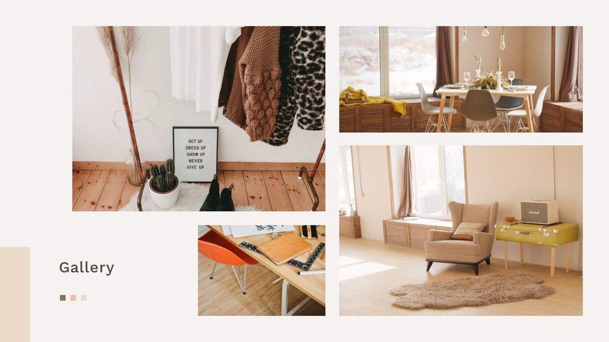 Gadies – Creative Business PowerPoint Template, Slide 29, 06843, Presentation Templates — PoweredTemplate.com