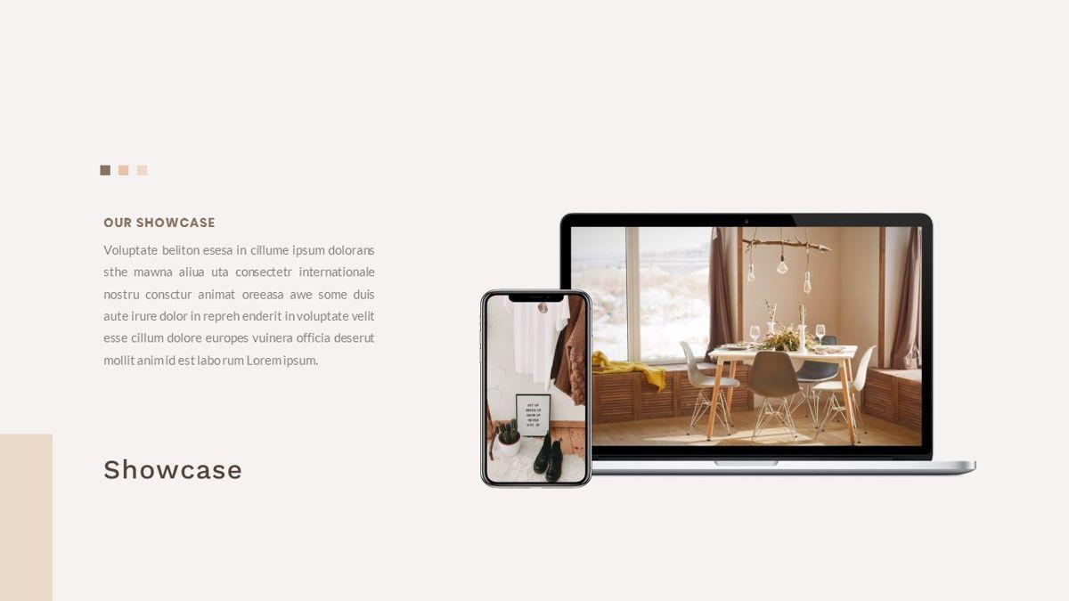 Gadies – Creative Business PowerPoint Template, Slide 33, 06843, Presentation Templates — PoweredTemplate.com