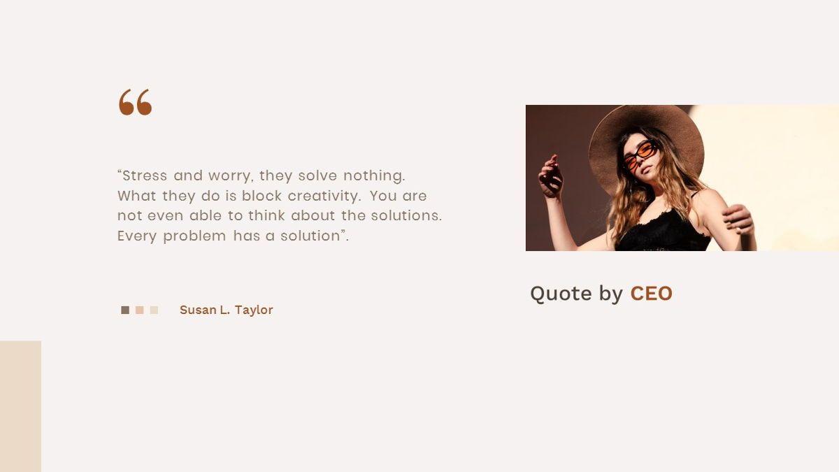 Gadies – Creative Business PowerPoint Template, Slide 35, 06843, Presentation Templates — PoweredTemplate.com