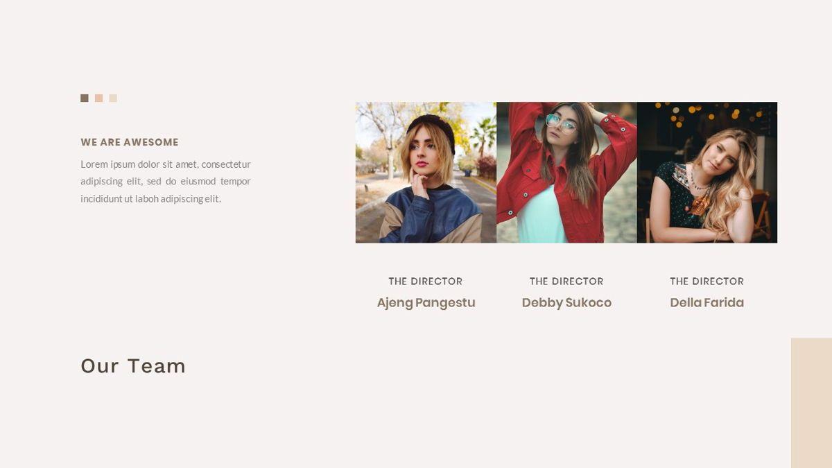 Gadies – Creative Business Elegant Google Slides Template, Slide 12, 06845, Presentation Templates — PoweredTemplate.com