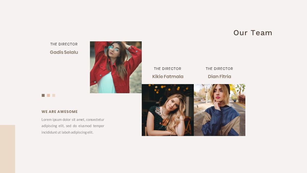 Gadies – Creative Business Elegant Google Slides Template, Slide 13, 06845, Presentation Templates — PoweredTemplate.com