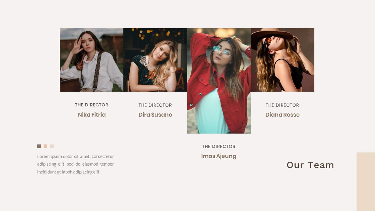 Gadies – Creative Business Elegant Google Slides Template, Slide 16, 06845, Presentation Templates — PoweredTemplate.com