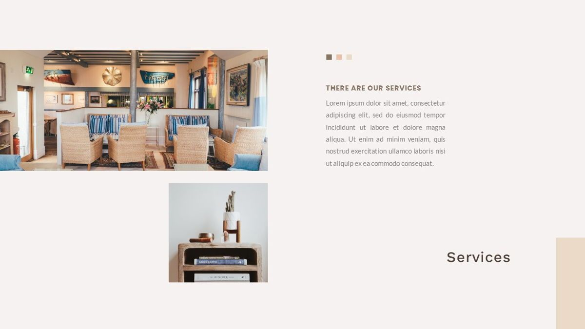 Gadies – Creative Business Elegant Google Slides Template, Slide 18, 06845, Presentation Templates — PoweredTemplate.com