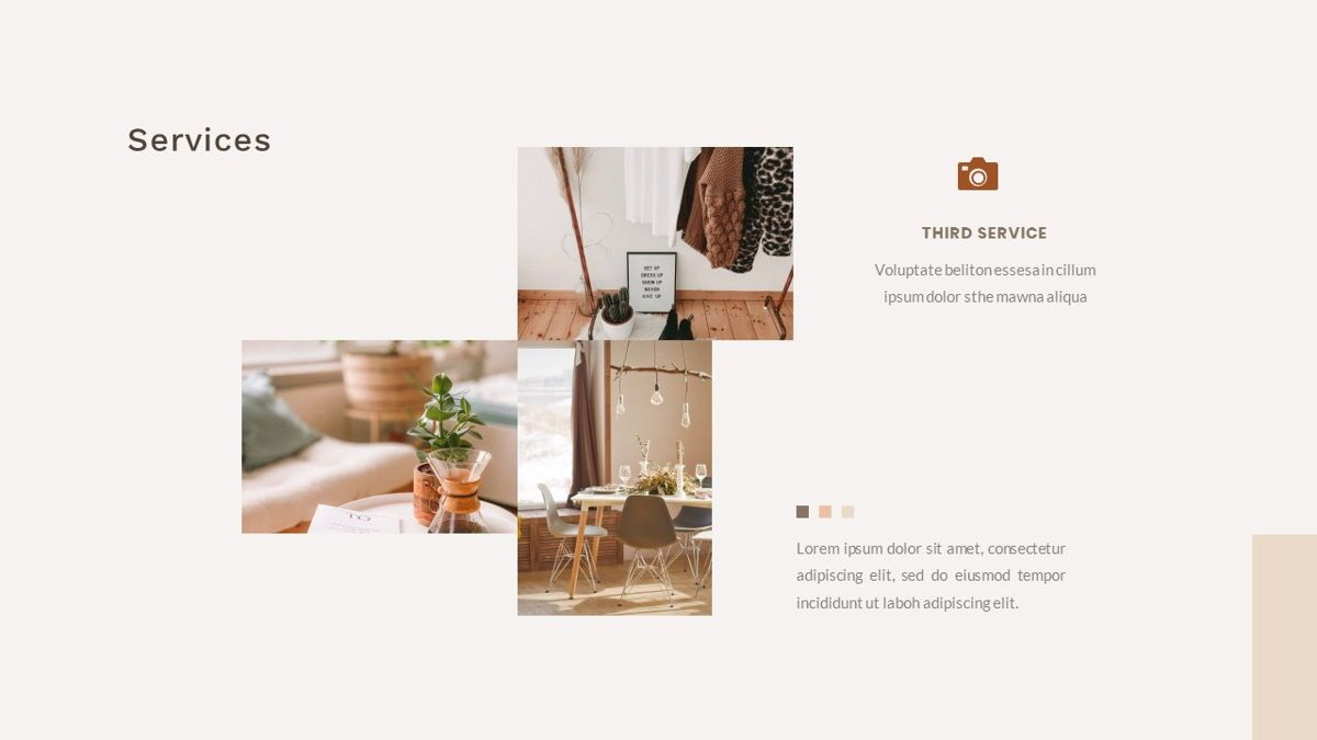 Gadies – Creative Business Elegant Google Slides Template, Slide 20, 06845, Presentation Templates — PoweredTemplate.com