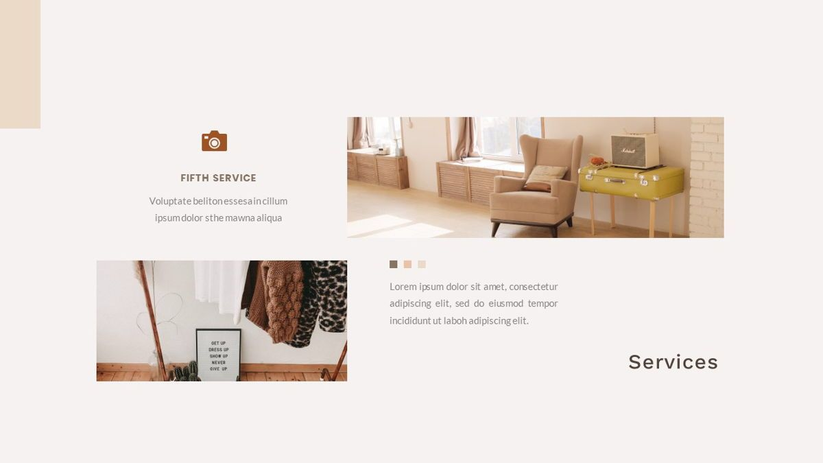 Gadies – Creative Business Elegant Google Slides Template, Slide 22, 06845, Presentation Templates — PoweredTemplate.com