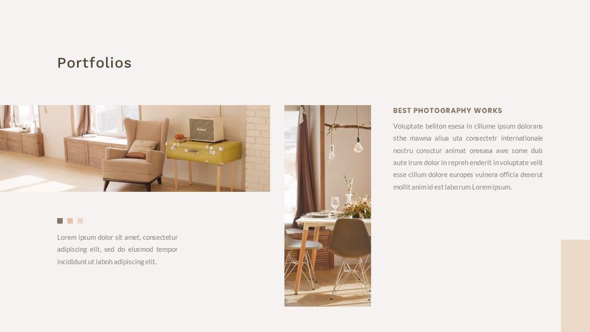 Gadies – Creative Business Elegant Google Slides Template, Slide 24, 06845, Presentation Templates — PoweredTemplate.com