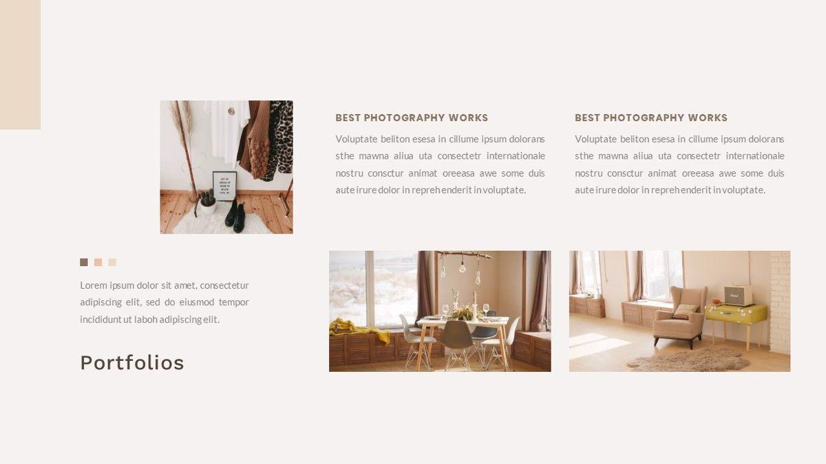 Gadies – Creative Business Elegant Google Slides Template, Slide 26, 06845, Presentation Templates — PoweredTemplate.com