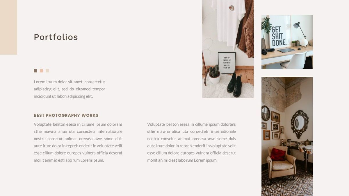 Gadies – Creative Business Elegant Google Slides Template, Slide 27, 06845, Presentation Templates — PoweredTemplate.com