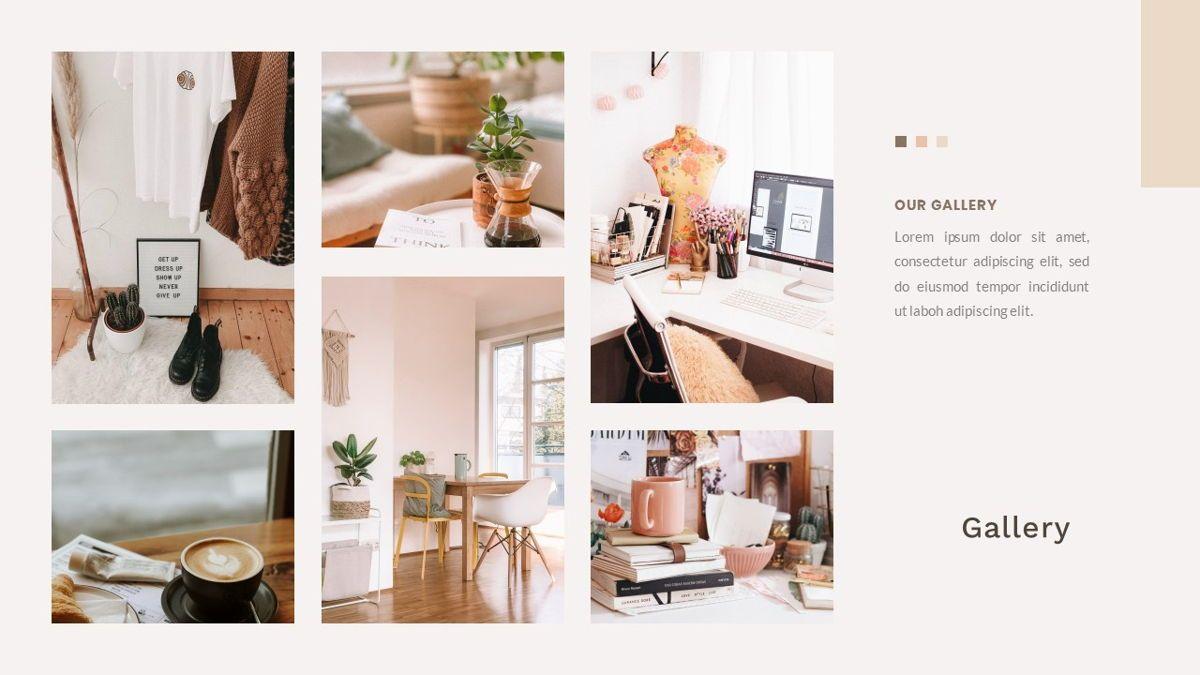 Gadies – Creative Business Elegant Google Slides Template, Slide 28, 06845, Presentation Templates — PoweredTemplate.com