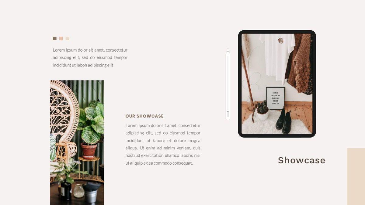 Gadies – Creative Business Elegant Google Slides Template, Slide 32, 06845, Presentation Templates — PoweredTemplate.com