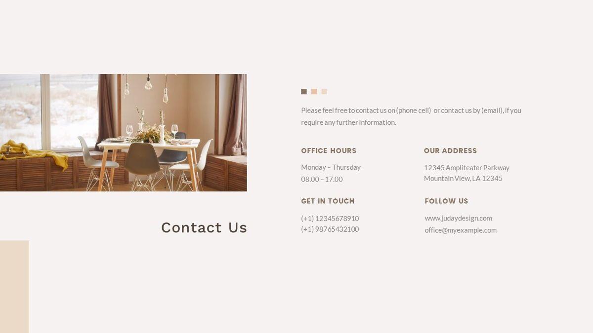 Gadies – Creative Business Elegant Google Slides Template, Slide 39, 06845, Presentation Templates — PoweredTemplate.com