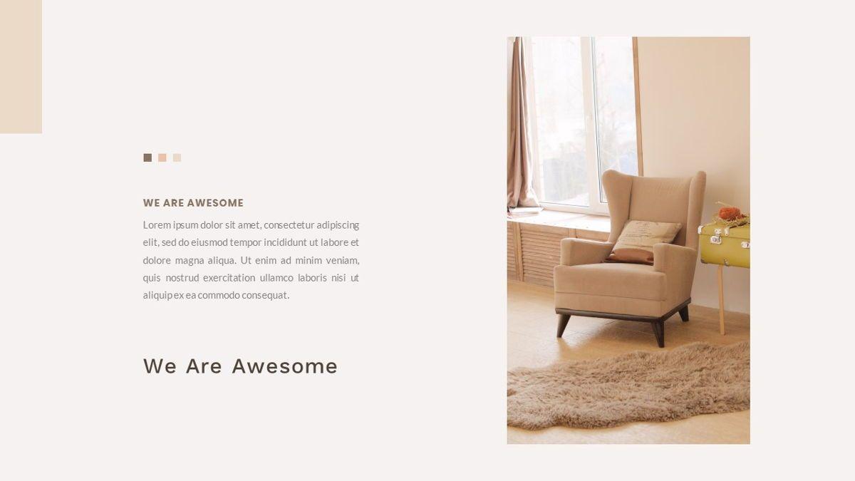 Gadies – Creative Business Elegant Google Slides Template, Slide 5, 06845, Presentation Templates — PoweredTemplate.com