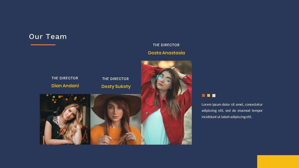 Kikie – Creative Business Elegant PowerPoint Template, Slide 15, 06846, Presentation Templates — PoweredTemplate.com