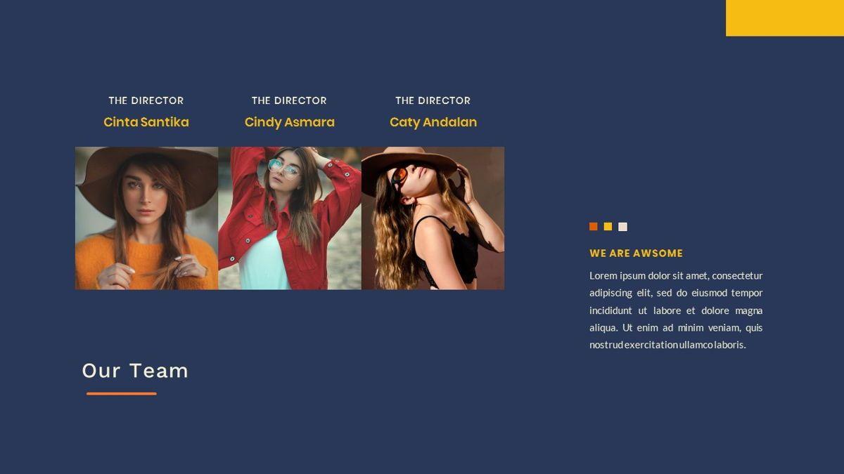 Kikie – Creative Business Elegant PowerPoint Template, Slide 16, 06846, Presentation Templates — PoweredTemplate.com