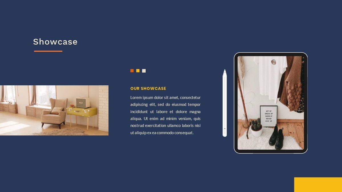 Kikie – Creative Business Elegant PowerPoint Template, Slide 30, 06846, Presentation Templates — PoweredTemplate.com