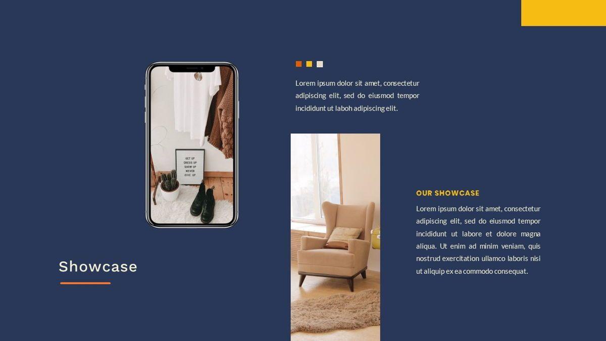 Kikie – Creative Business Elegant PowerPoint Template, Slide 32, 06846, Presentation Templates — PoweredTemplate.com